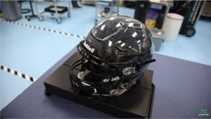 Riddell Carbon Helmet