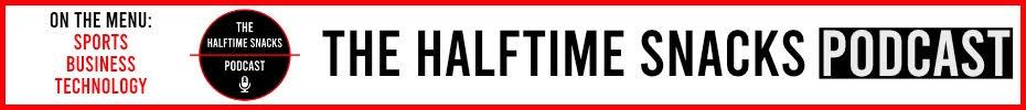 Halftime Snack Banner