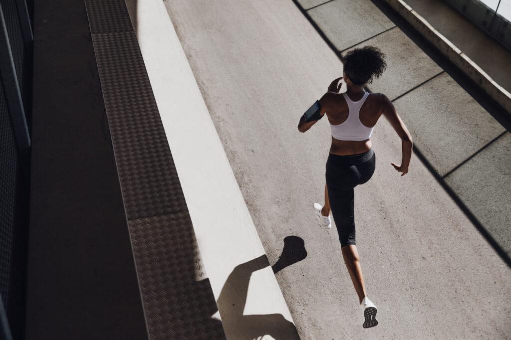 Adidas Athlete Running Image