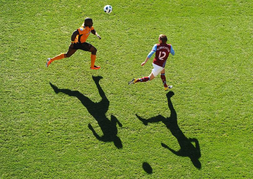 Soccer players - Getty Images