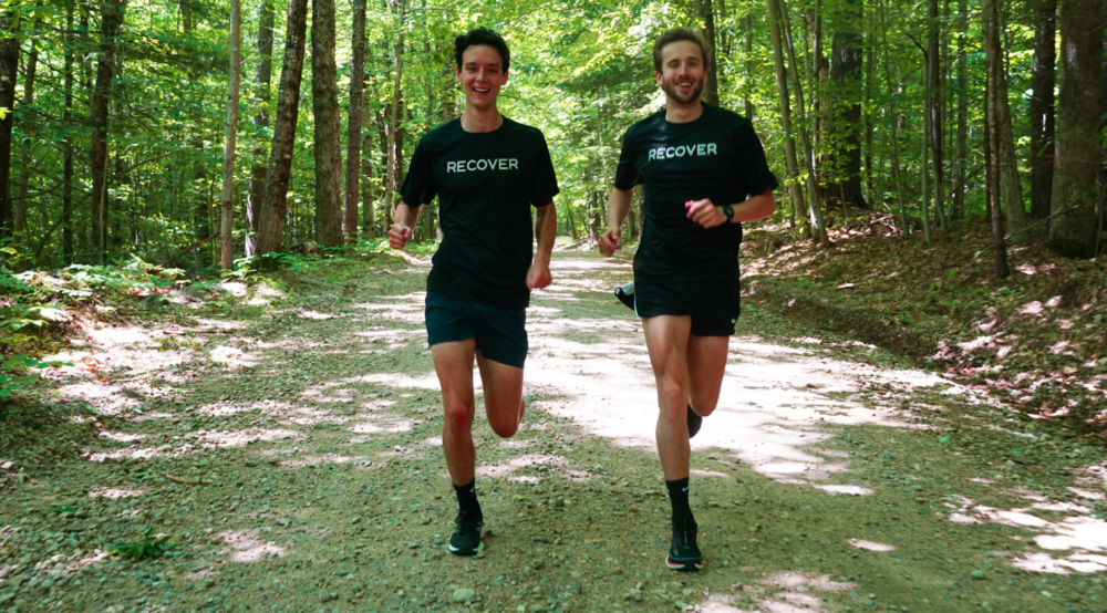 Two recent Yale graduates founded this Boston-based sports tech startup