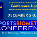 Important Sports Biometrics Conference Update