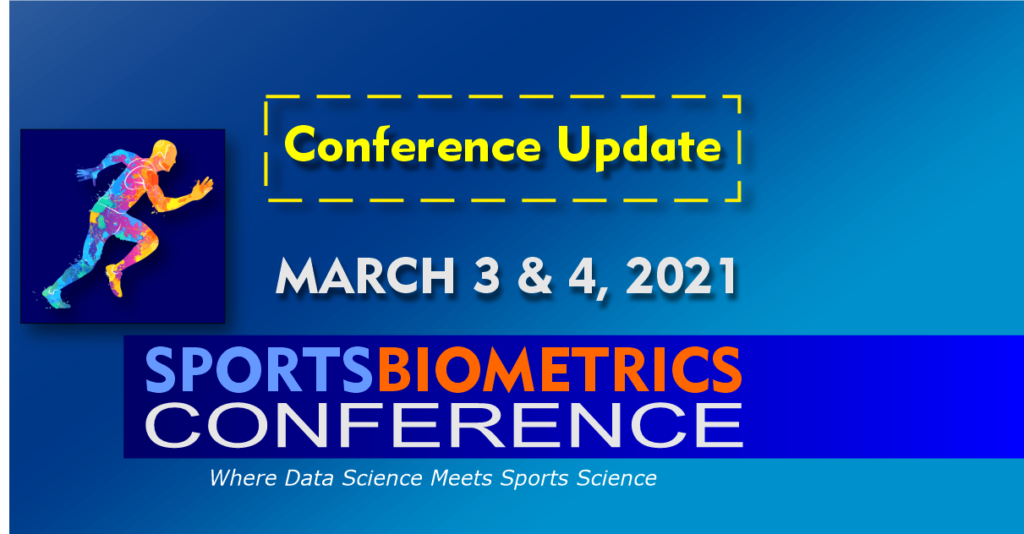 2021 Sports Bio Conference Update