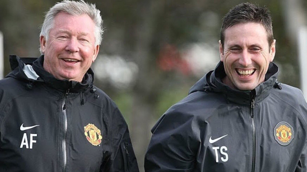 Head of Performance, Tony Strudwick formed a strong relationship with Sir Alex Ferguson at Manchester United