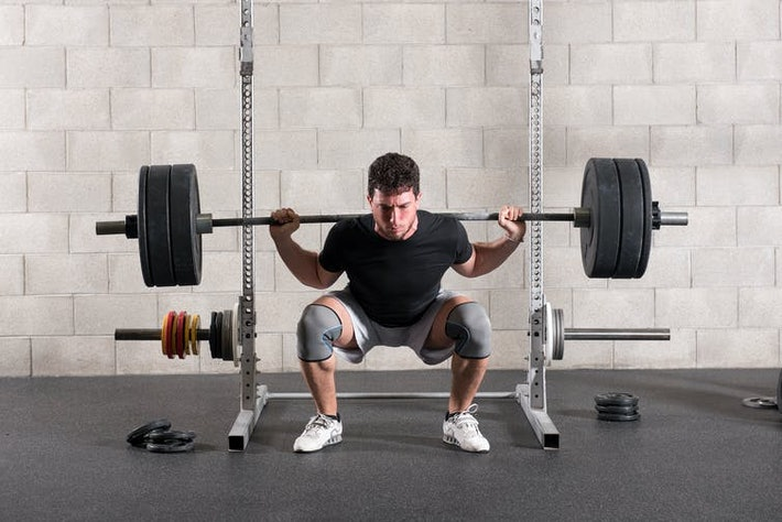 Weight Lifting Image