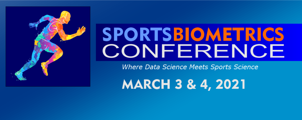 Sports Biometrics Conference Banner