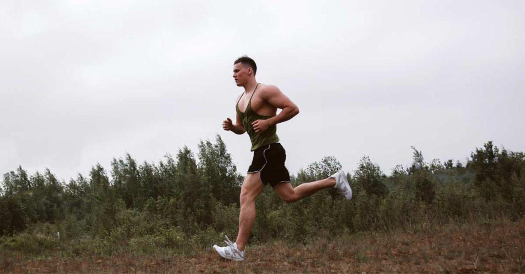 Runner Training Alone