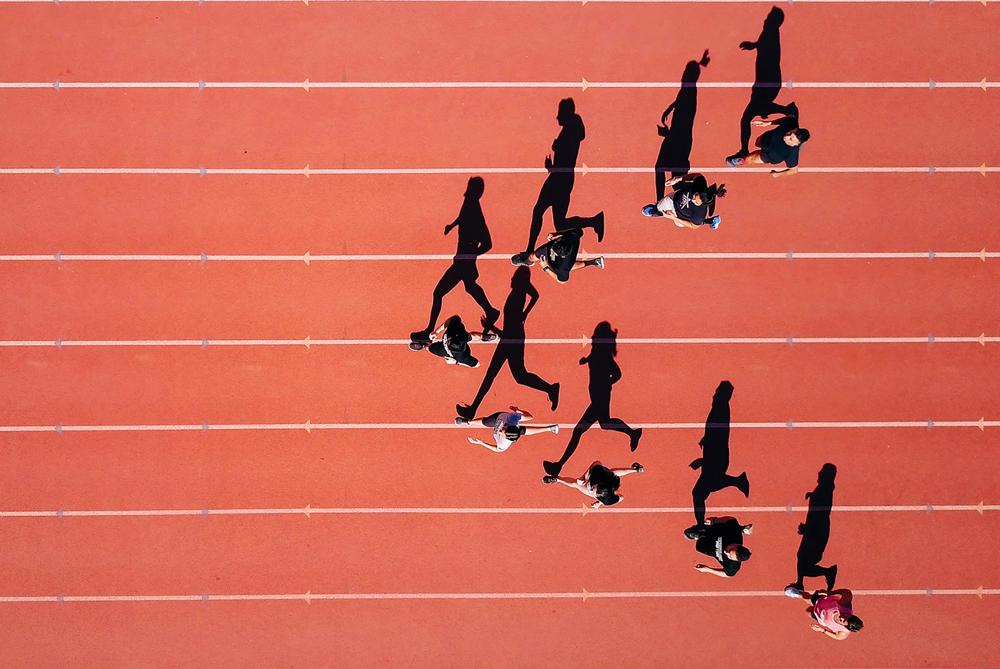 Tracking Athletes - Sporttechie