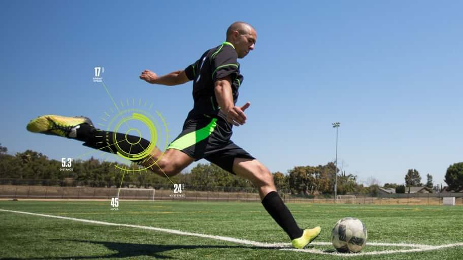 Soccer Wearable Tech